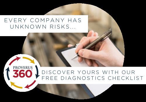 risk management corporate diagnostic freebie
