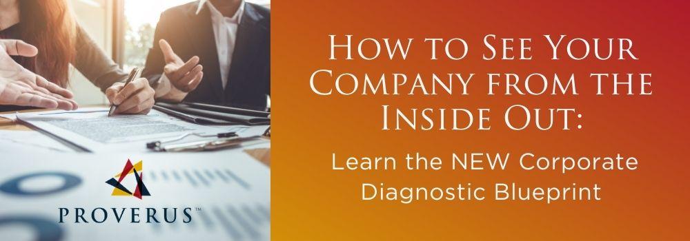 proverus masterclass risk management corporate diagnostic